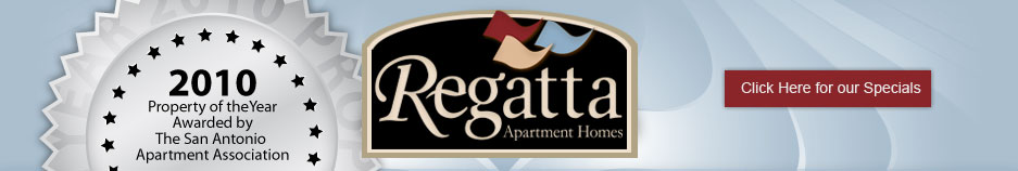 Regatta Apartment Homes - Click Here for Our Specials